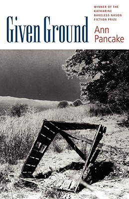 Given Ground By Pancake, Ann